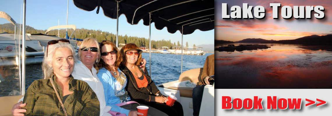 Big Bear Lake Boat Tours