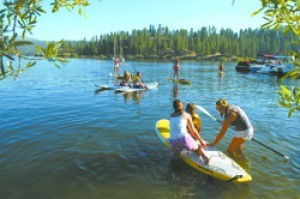 SUP - Stand-Up Paddleboard Lessons Level 1 Beginners @ Captain John's Fawn Harbor and Marina