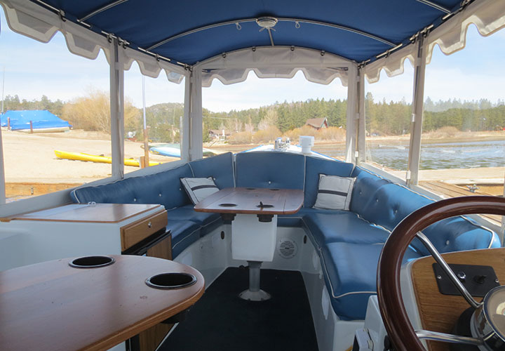 Big Bear Lake Boat Tours - Big Bear Boat Tours