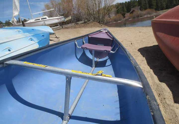 canoe rentals big bear lake - big bear canoe rentals