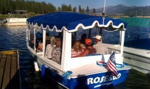 Lake Boat Tour