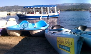 Boat Tours Big Bear Lake
