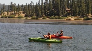 Kayak Rentals Big Bear Lake - kayaking big bear lake