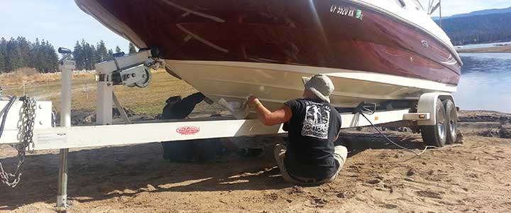 Big Bear Boat Services - Boat Maintenance, Repairs, Storage Big Bear Lake